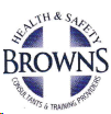 Browns Health & Safety