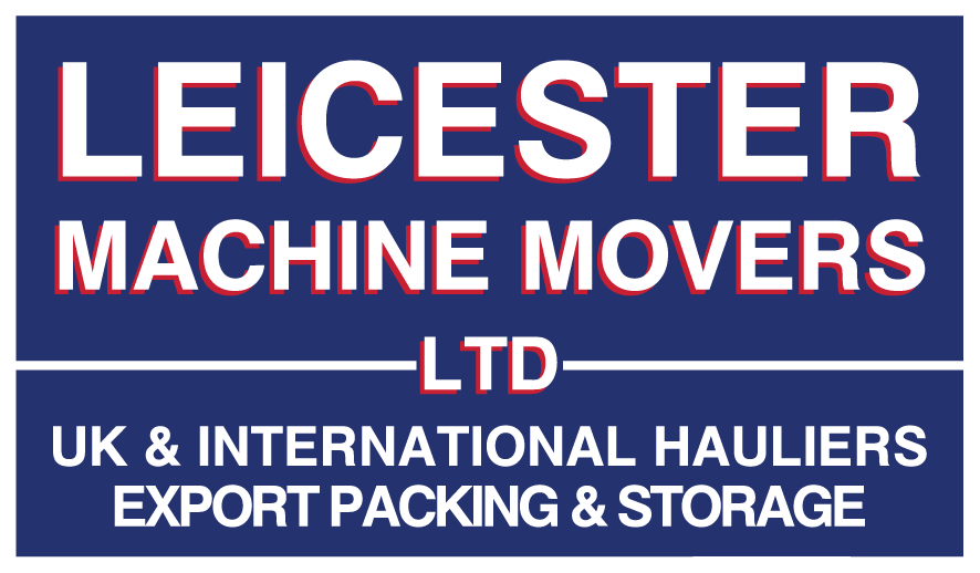 Leicester Machine Movers logo