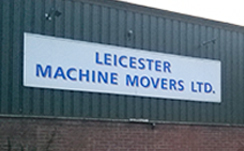 Leicester Machine Movers